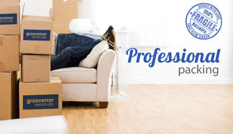 professional removals packing kent and east sussex
